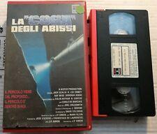 VHS - LA COSA DEGLI ABISSI di Juan Piquer Simón [RCA]