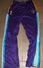 New orleans hornets Pelicans TEAR AWAY WARMUP BASKETBALL PANTS SIZE 3XL+6 LENGTH