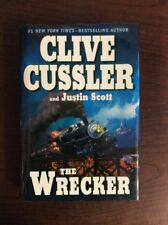 The Wrecker (2009, Hardcover) Justin Scott Clive Cussler PreOwnedBook.Com