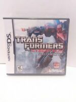 Transformers: War for Cybertron - Autobots Nintendo DS BRAND NEW FACTORY SEALED!