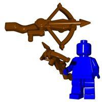 Lego Crossbow Medieval Castle Weapon arbalète minifig figure château accessoire