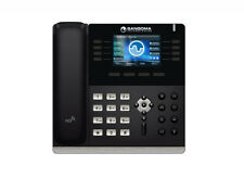 Sangoma S500 4 SIP Line HD Color LCD VoIP PoE Phone LAN WAN