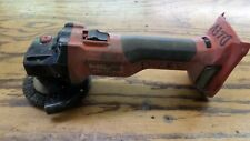 """Hilti AG 4S-A22 Cordless 4.5"""" Grinder - Bare Tool Only"""