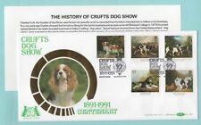 Benham BLCS 60 Crufts Dog Show Postmark 1991 (Cover A)