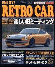 Enjoy RETRO CAR #27: Japanese Classic Car Fan Magazine