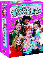 The Facts of Life Complete Series DVD Box Set Seasons 1-9 ~ NEW