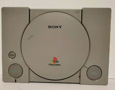 Sony PlayStation 1 PS1 Video Game Console Only SCPH-9001 NTSC U/C Tested
