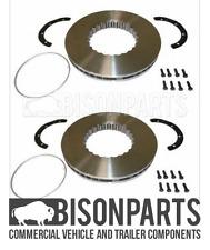 """VOLVO FH 440, FH12 & FH16 2002-2013 FRONT / REAR BRAKE DISC & KIT BP105-010 X 2"