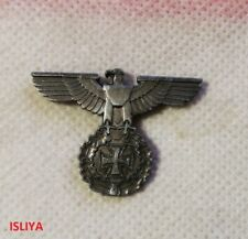 Authentic German  WW2 Eagle Pin Badge World War 2 collectible gift memorial