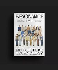NCT THE 2ND ALBUM RESONANCE PT. 2 [DEPARTURE VERSION] KPOP SEALED NEW +TRACKING