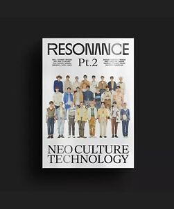 IN STOCK NOW! NCT RESONANCE PT. 2 ALBUM [DEPARTURE VER.] KPOP SEALED  TRACKING