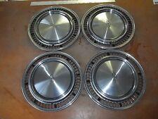 """1969 69 Oldsmobile Delta 88 98 Hubcap Rim Wheel Cover Hub Cap 15"""" OEM USED 4013"""