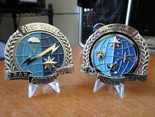 USAF Special Tactics Combat Control Team PJs Pararescue 3D AFSOC Challenge Coin