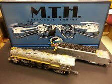20-3407-1 New York Central 4-8-2 L-3a Mohawk Steam Engine - D.A.P. - MTH