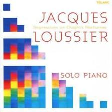 Jacques Loussier : Impressions On Chopin's Nocturnes [sacd/cd Hybrid] CD (2004)