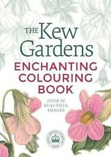 The Kew Gardens Enchanting Colouring Book by Arcturus Publishing