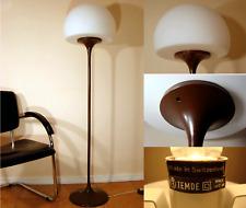 Temde Lampe Tulip Lampadaire, récupérationau FLOOR LAMP SPACE AGE Swiss 1960 S