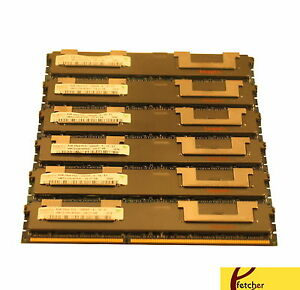 48GB ( 6 X 8GB ) MEMORY FOR HP WORKSTATION Z600 C2 REVISION