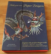 Make Your Own Paper Dragons Sean Brand Ivan Hissey New Never used