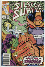 The Silver Surfer (2nd Series) #44 1st. App of The Infinity Gauntlet