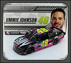 "2020 JIMMIE JOHNSON #48 ALLY / DANNY ""THE COUNT"" KOKER 1:24  ""636 MADE"""