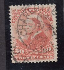 Canada #46 VF Used With Charlottetown PEI CDS Cancel