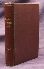 Dresdner Wanderbuch Ein Führer zur Kenntnis der Heimat 1921 Sachsen Saxonica js