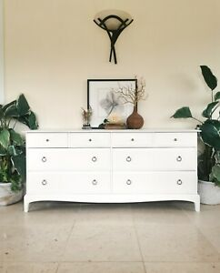 White Stag Minstrel Captains Chest / Sideboard / Lowboy - F&B