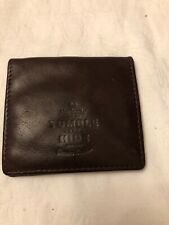 Tumble And Hide Leather Coin Purse  Leather