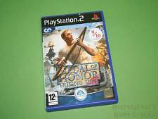 Medal of Honor Rising Sun Sony PlayStation 2 PS2 Game - EA Games