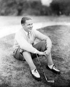 1931 American Golfer BOBBY JONES Glossy 8x10 Photo Golf Print Poster