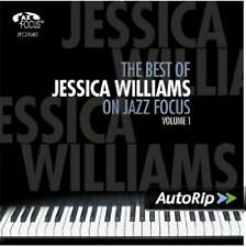 Best of Jessica Williams on Jazz Focus, Vol. 1 by Jessica (Piano) Williams...