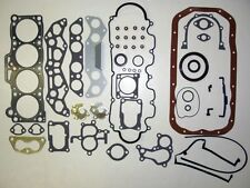 88-92 Mazda 626 MX6 Engine 2.2L Full Gasket REPLACEMENT Set
