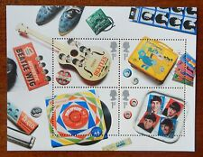 The Beatles Royal Mail Miniature Sheet of Four Stamps 2007