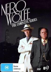 Nero Wolfe: The Complete Series [New DVD] Australia - Import, NTSC Region 0
