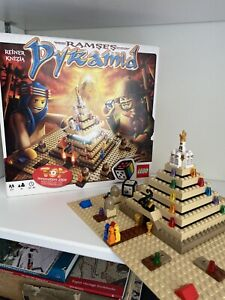 LEGO Games Ramses Pyramid (3843) Complete, With Instruction Booklets