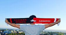 Arsenal v Western Sydney Wanderers Souvenir Scarf (tickets not included)