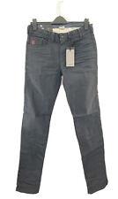 Vanguard V8 Racer jeans double clean grey Size 30/34