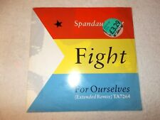 Vinyl 12 inch Record Single Spandau Ballet Fight For Ourselves 1986