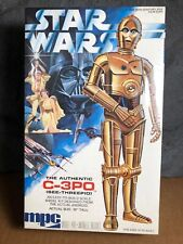 Star Wars | 1977 MPC C-3PO Model Kit | Sealed | Excellent Condition