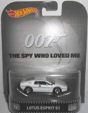 James Bond Lotus Contemporary Diecast Cars