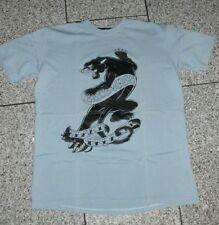 T-Shirt von - Nine Divine - blau -  Gr M
