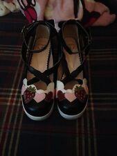 Baby the Stars Shine Bright Strawberry Shortcake Shoes