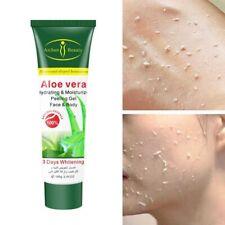 Aloe Vera Cleansing Scrub Face Cream Peeling Gel Face Body Skin Moisturizing