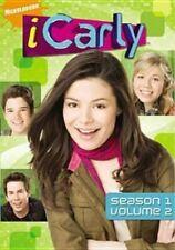 iCarly Season 1 Volume 2 (2 Disc) DVD