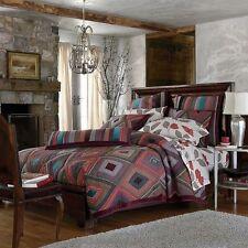 Quilt Comforter Breckenridge Cotton Handpieced Multi Color By The Company Store