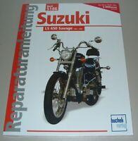 Reparaturanleitung Suzuki LS 650 Savage 1986 - 2000 Motorrad Bucheli Buch NEU!