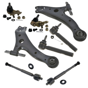 LEXUS RX330 RX400h Front Lower Control Arms Ball Joints Inner Outer Rack Ends