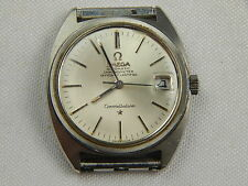 OMEGA AUTOMATIC CHRONOMETER CONSTELLATION 24 JEWELS STAINLESS STEEL 34 MM RUNS