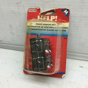 Power Window Switch   Dorman/Help   49238